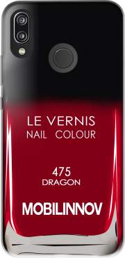 Nail Polish 475 DRAGON for Huawei P20 Lite
