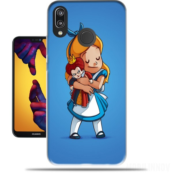 Case Alice Free Hugs for Huawei P20 Lite / Nova 3e