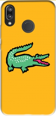 alligator crocodile lacoste Huawei P20 Lite Case