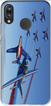 Alpha Jet Dassaut Avion Patrouille de France Case for Huawei P20 Lite / Nova 3e