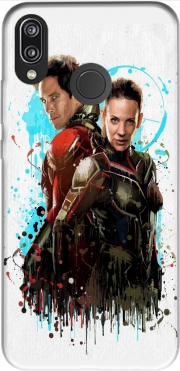 Antman and the wasp Art Painting Huawei P20 Lite Case