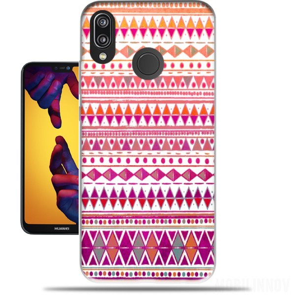 Case Tribal Aztec Summer Breeze for Huawei P20 Lite / Nova 3e