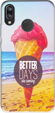 Big Ice Cream Case for Huawei P20 Lite