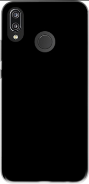 Black for Huawei P20 Lite