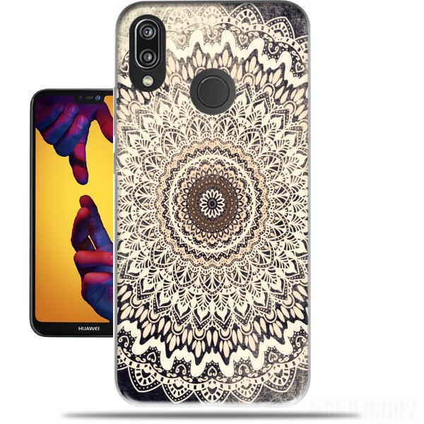 Case Boho Autumn Mandala for Huawei P20 Lite / Nova 3e