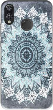 Bohochic Mandala in Blue for Huawei P20 Lite
