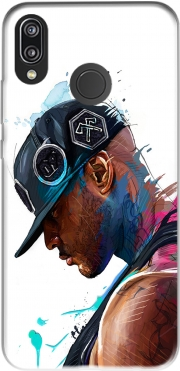 Booba Fan Art Rap Case for Huawei P20 Lite