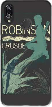 Book Collection: Robinson Crusoe Huawei P20 Lite / Nova 3e Case