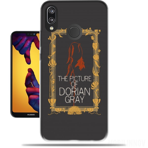 Case BOOKS collection: Dorian Gray for Huawei P20 Lite