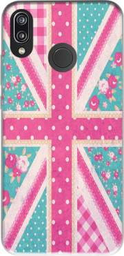 British Girls Flag Case for Huawei P20 Lite / Nova 3e