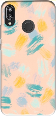 BRUSH STROKES Huawei P20 Lite Case