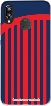 Caen Football Shirt Case for Huawei P20 Lite