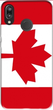 Flag Canada Case for Huawei P20 Lite