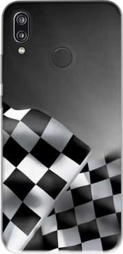 Checkered Flags Case for Huawei P20 Lite