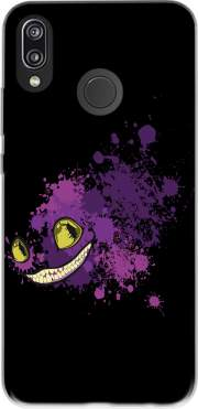 Cheshire spirit Case for Huawei P20 Lite