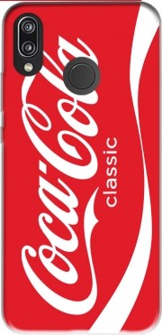 Coca Cola Rouge Classic Case for Huawei P20 Lite
