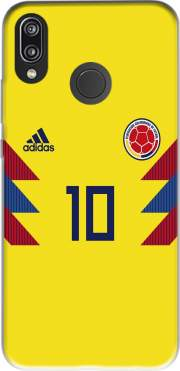 Colombia World Cup Russia 2018 Case for Huawei P20 Lite