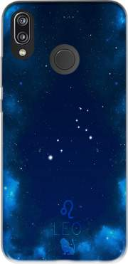 Constellations of the Zodiac: Leo Case for Huawei P20 Lite