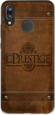 cPrestige leather wallet Case for Huawei P20 Lite / Nova 3e
