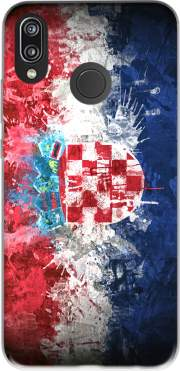 Croatia Case for Huawei P20 Lite / Nova 3e
