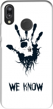 Dark Brotherhood we know symbol Case for Huawei P20 Lite / Nova 3e