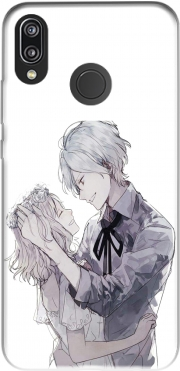 Diabolik lovers Subaru x Yui Case for Huawei P20 Lite