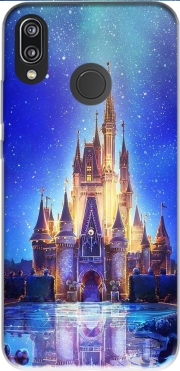 Disneyland Castle Case for Huawei P20 Lite / Nova 3e