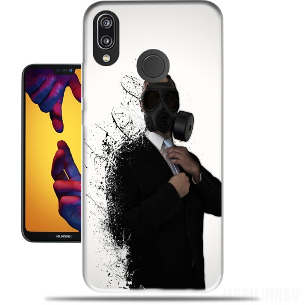 Case Dissolution Of Man for Huawei P20 Lite