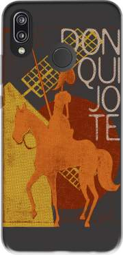 Don Quixote Case for Huawei P20 Lite