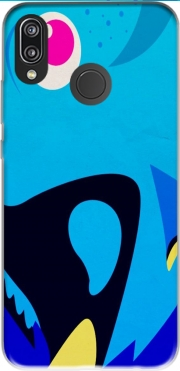 Dory Blue Fish Huawei P20 Lite Case