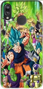 Dragon Ball Super Case for Huawei P20 Lite