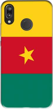 Flag of Cameroon Case for Huawei P20 Lite
