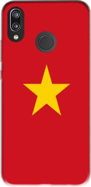 Flag of Vietnam Case for Huawei P20 Lite