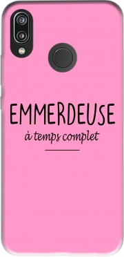 Emmerdeuse a temps complet Case for Huawei P20 Lite