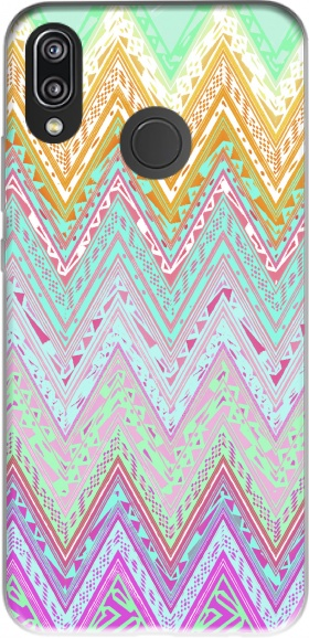 Case ETHNIC CHEVRON for Huawei P20 Lite / Nova 3e