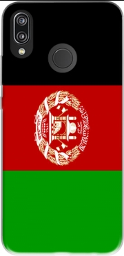 Flag Afghanistan Case for Huawei P20 Lite