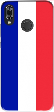 Flag France Case for Huawei P20 Lite / Nova 3e