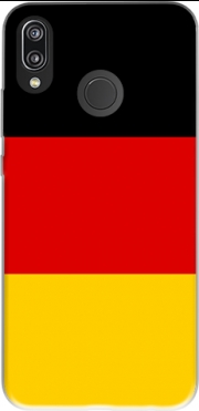 Flag Germany Case for Huawei P20 Lite / Nova 3e