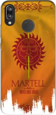 Flag House Martell Case for Huawei P20 Lite