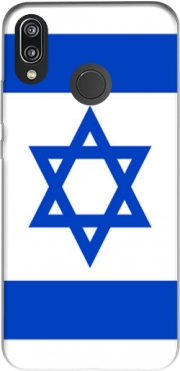 Flag Israel Case for Huawei P20 Lite