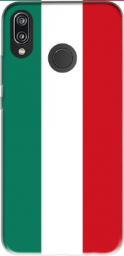 Flag Italy for Huawei P20 Lite