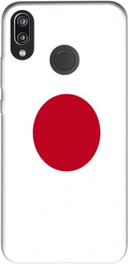 Flag Japan Case for Huawei P20 Lite