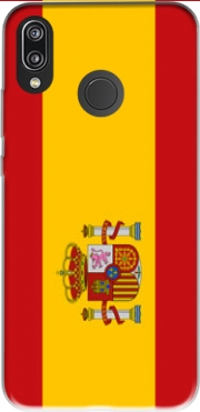 Flag Spain Case for Huawei P20 Lite