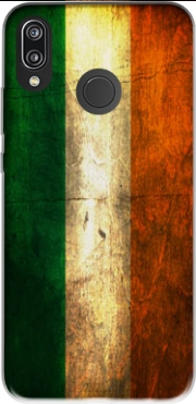Flag Italy Vintage Case for Huawei P20 Lite / Nova 3e