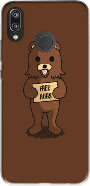 Free Hugs Case for Huawei P20 Lite / Nova 3e