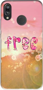 Free Case for Huawei P20 Lite