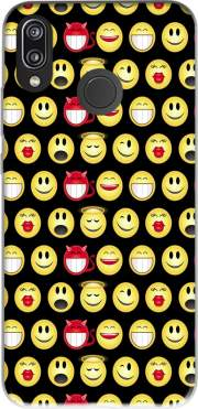 funny smileys Case for Huawei P20 Lite / Nova 3e