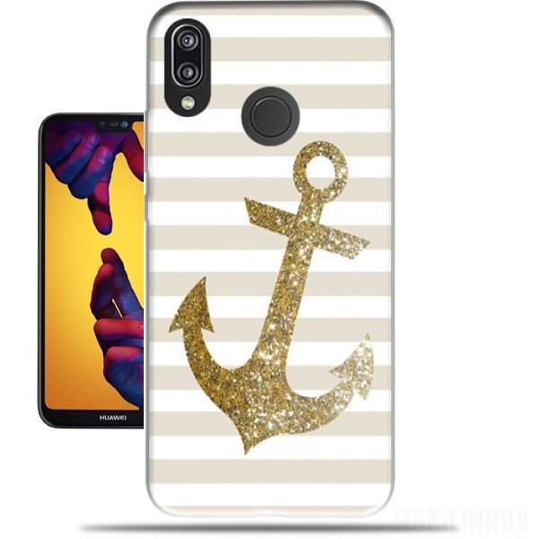 Case Gold Mariniere for Huawei P20 Lite / Nova 3e