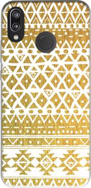 GOLDEN TRIBAL Case for Huawei P20 Lite