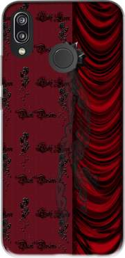 Gothic Elegance Case for Huawei P20 Lite